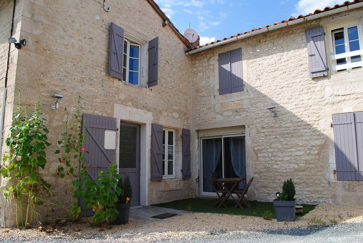 Chambres d 39 h tes la poussardi re mouzeuil st martin for Chambre hote vendee