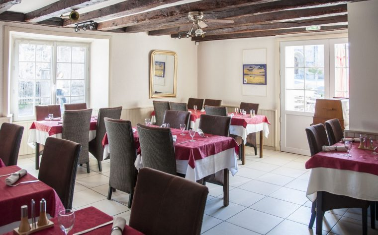 Restaurant le Lion d'Or Saint Hilaire de Voust