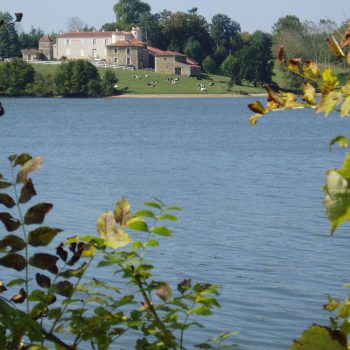 Lac de Rochereau-Bazoges-en-Pareds
