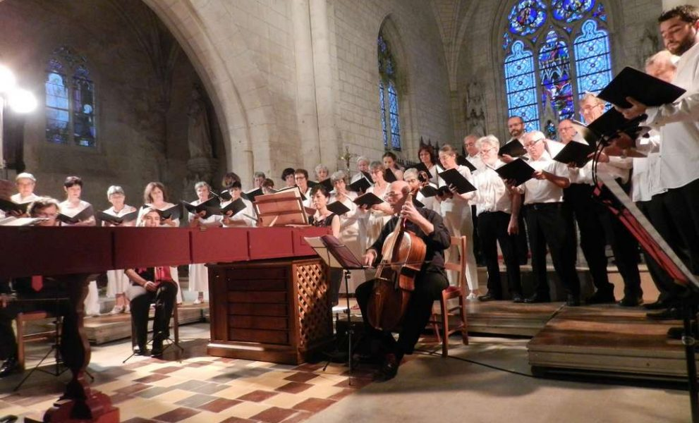 Académie Vocale en Vendée Stages chant lyrique
